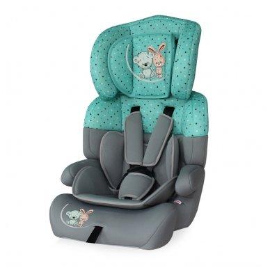 Automobilinė kėdutė Junior Plus 9-36kg 7