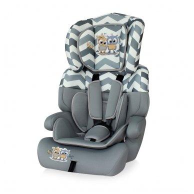 Automobilinė kėdutė Junior Plus 9-36kg 9