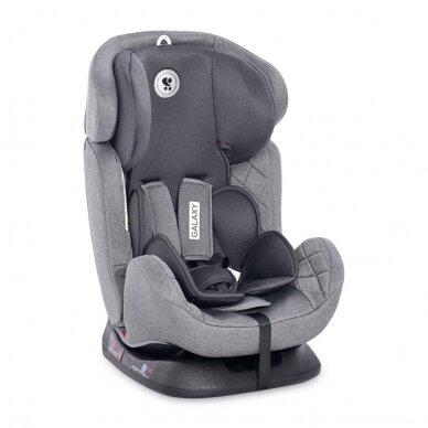 Automobilinė kėdutė Lorelli, Galaxy Grey-36 kg