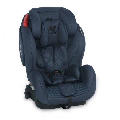 Automobilinė kėdutė Lorelli, TITAN+SPS Twinfix Blue 9-36 kg