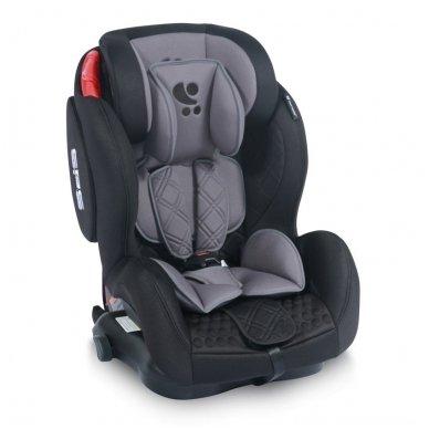 Automobilinė kėdutė Lorelli, TITAN+SPS Twinfix Black & Grey 9-36 kg