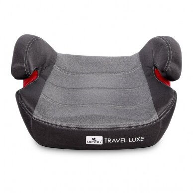Automobilinė kėdutė Lorelli Travel Luxe ISOFIX Black 3