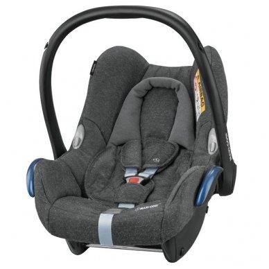 Automobilinė kėdutė Maxi-Cosi CabrioFix 0-13 kg, Sparkling grey