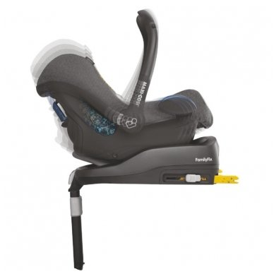 Automobilinė kėdutė Maxi-Cosi CabrioFix 0-13 kg, Sparkling grey 10