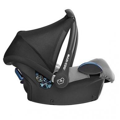 Automobilinė kėdutė Maxi-Cosi CabrioFix 0-13 kg, Nomad Grey 9