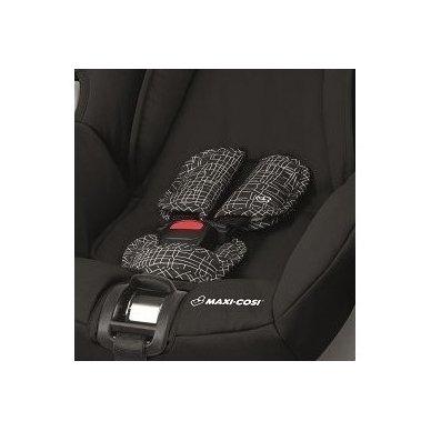 Automobilinė kėdutė Maxi Cosi Citi2 (0-13 kg), Black Grid 4