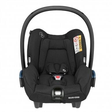 Automobilinė kėdutė Maxi Cosi Citi2 (0-13 kg), Essential Black 2