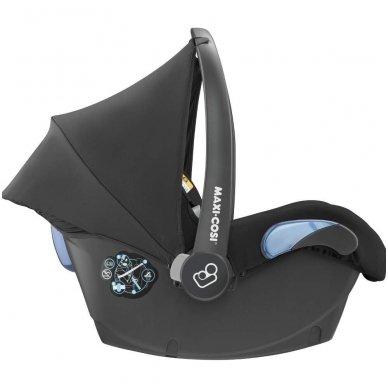 Automobilinė kėdutė Maxi Cosi Citi2 (0-13 kg), Nomad Black 4