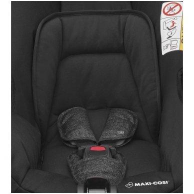 Automobilinė kėdutė Maxi Cosi Citi2 (0-13 kg), Nomad Black 5