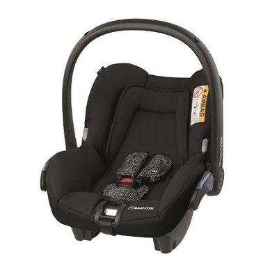 Automobilinė kėdutė Maxi Cosi Citi2 (0-13 kg), Black Grid