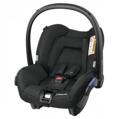 Automobilinė kėdutė Maxi Cosi Citi2 (0-13 kg), Black Diamond