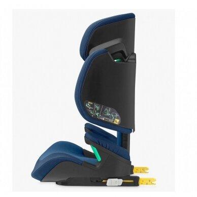 Automobilinė kėdutė Maxi Cosi Morion I-Size, 15-36 kg, Basic Blue 2
