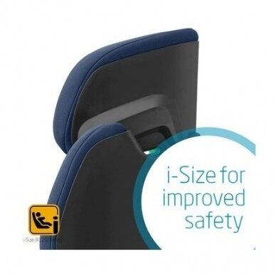 Automobilinė kėdutė Maxi Cosi Morion I-Size, 15-36 kg, Basic Blue 4