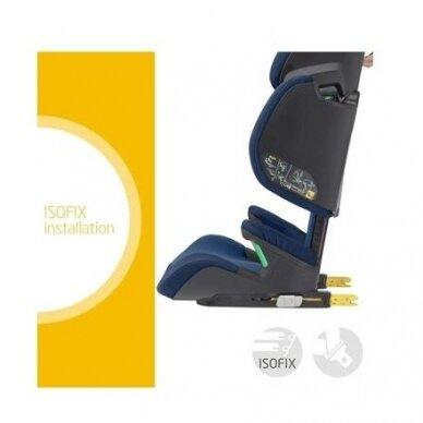 Automobilinė kėdutė Maxi Cosi Morion I-Size, 15-36 kg, Basic Blue 5