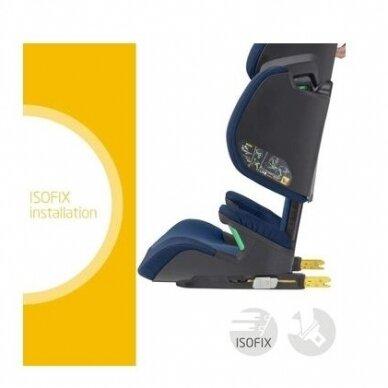 Automobilinė kėdutė Maxi Cosi Morion I-Size, 15-36 kg, Basic Blue 6