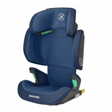 Automobilinė kėdutė Maxi Cosi Morion I-Size, 15-36 kg, Basic Blue