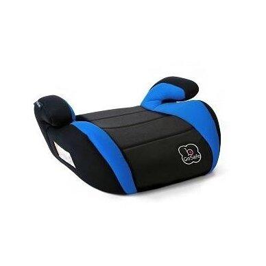 Automobilinė kėdutė - Paaukštinimas Baby Go 15-36kg Blue