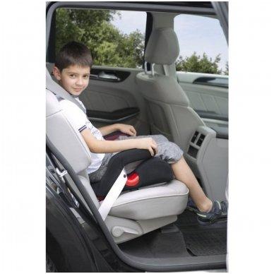 Automobilinė kėdutė - paaukštinimas Bursa IzoFix 15-36kg 11