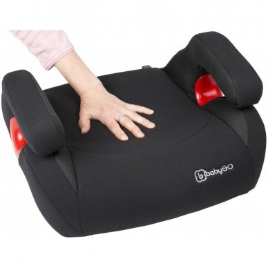 Automobilinė kėdutė - paaukštinimas Bursa IzoFix 15-36kg 4