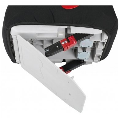 Automobilinė kėdutė - paaukštinimas Bursa IzoFix 15-36kg 7