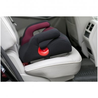 Automobilinė kėdutė - paaukštinimas Bursa IzoFix 15-36kg 9