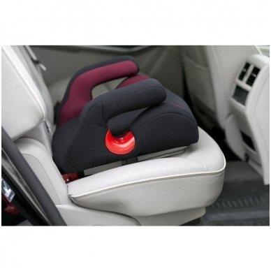 Automobilinė kėdutė - paaukštinimas Bursa IzoFix 15-36kg 10