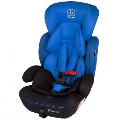 Automobilinė kėdutė ProTect  9-36 kg 3