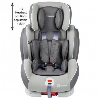 Automobilinė kėdutė Sira Izo fix 9-36kg 13