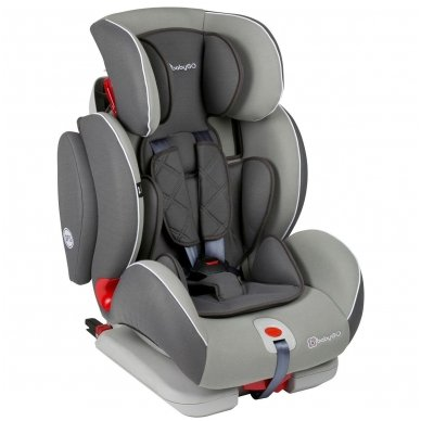 Automobilinė kėdutė Sira Izo fix 9-36kg 2