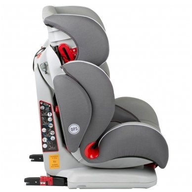 Automobilinė kėdutė Sira Izo fix 9-36kg 6