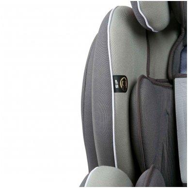 Automobilinė kėdutė Sira Izo fix 9-36kg 8