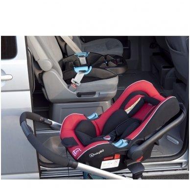 Automobilinės kėdutės TravelXP bazė 3
