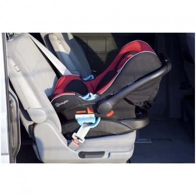 Automobilinės kėdutės TravelXP bazė 4
