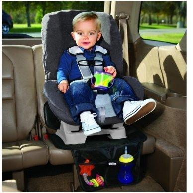 Automobilio sėdynių apsauga Padded Car Seat 2