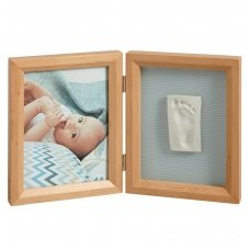 My Baby Touch Wooden Frame honey