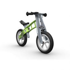 Balansinis dviratis FirstBike RACING ŽALIAS