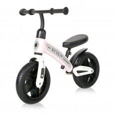 Balansinis dviratukas Lorelli Bike SCOUT AIR, Pink