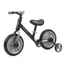 Balansinis dviratukas Lorelli Energy 2in1, pilkas