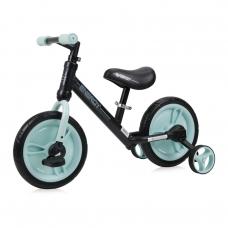 Balansinis dviratukas Lorelli Energy 2in1, žaslvas