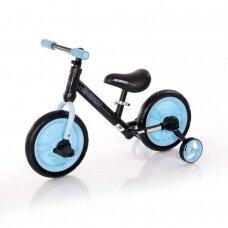 Balansinis dviratukas Lorelli Energy 2in1, žydras