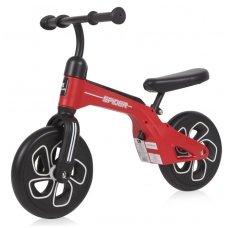 Balansinis dviratukas Lorelli Spider, raudonas