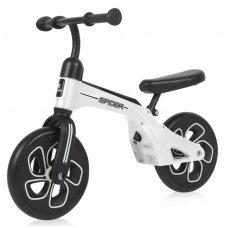 Balansinis dviratukas Lorelli Spider, baltas