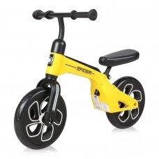 Balance bike Lorelli Spider, Yellow