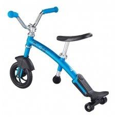 Balansinis dviratukas MICRO G-Bike Chopper Deluxe mėlynas