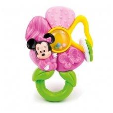 Barškutis - kramtukas Minnie Flower