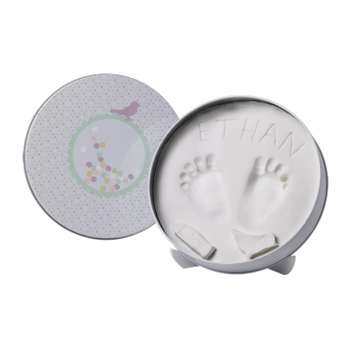 Baby Art dėžutė su įspaudu confetti