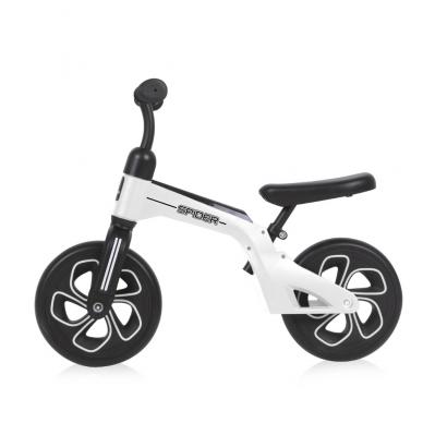 Balansinis dviratukas Lorelli Spider, baltas 2