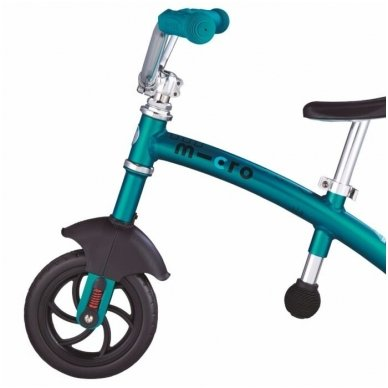Balansinis dviratukas MICRO G-Bike Chopper Deluxe žydras 6
