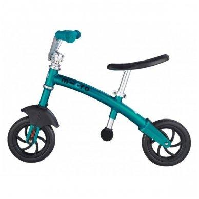Balansinis dviratukas MICRO G-Bike Chopper Deluxe žydras 9