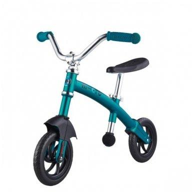 Balansinis dviratukas MICRO G-Bike Chopper Deluxe žydras 2